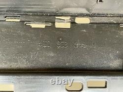 15-18 AUDI S6 C7 Facelift BLK Front Center Grill / Upper Bumper Grille OEM