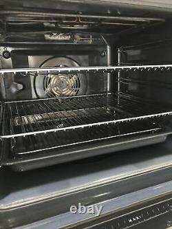 1 Oven, AEG, BEB231011M INTEGRATED OVEN, S/STEEL BLK GLASS