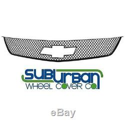 2014-2020 Chevrolet Impala # GI/460BLK GLOSS BLACK Plastic Tape On Grille Insert