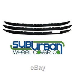 2016-2018 & 2019 Legacy Chevy Silverado 1500 LT Z71 # GI/487 BLACK Grille Insert