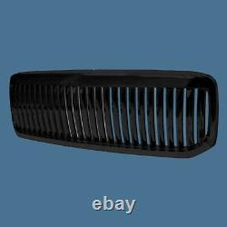 99-04 Ford F250 F350 Excursion 00-04 Vertical Bars Grille Gloss Black