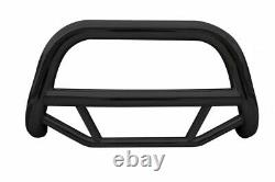 Black Horse fit 03-17 Ford Expedition BLK MAX Bull Bar Bumper Brush Grille Guard