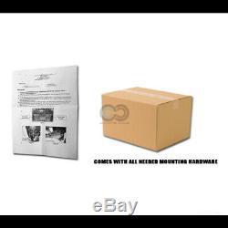 Fits 97-00 Chevy/GMC C10 Pickup Matte Blk AVT Bull Bar Brush Bumper Grille Guard