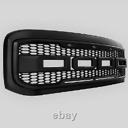 Fits 99-04 Ford F250 F350 Raptor Style Front Grille with Letters F R