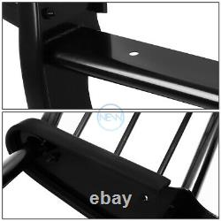 For 01-05 Ford Explorer Sport/Trac Blk Bumper Grill Protector Grille Brush Guard