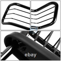 For 02-05 Dodge Ram 1500 2500 3500 Blk Bumper Grill Protector Grille Brush Guard