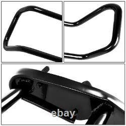 For 07-12 Mercedes GL320 350 450 500 550 Blk Bumper Protector Grille Brush Guard