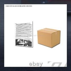 For 1999-2007 GMC Sierra/Yukon XL 2500 Matte Blk AVT Edge Bull Bar Grille Guard