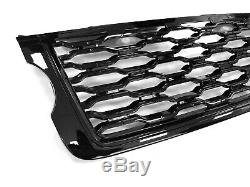HAWKE MY18 style front grille fit RANGE ROVER VOGUE L405 2013-2018 GENUINE blk/b