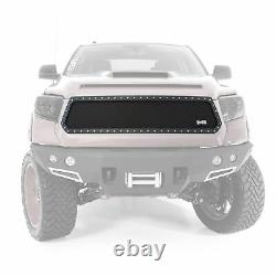 M1 S/s Blk Wire Mesh Grille, 14-14 fits Toyota Tundra 1pc Cutout