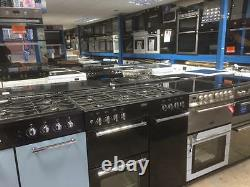 NEW WORLD NW602V BLK Electric Oven Black