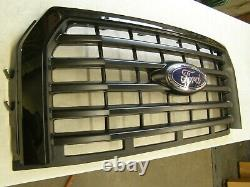 OEM 2015 Ford F150 Truck Pickup XLT Grille New Take off Black Surround 2016