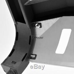 Topline For 2009-2015 Honda Pilot AVT Bull Bar Grille Guard Matte Blk/Aluminum