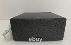 Used Sonos Play 3 Wireless Smart Home Speaker Black withGray Grill