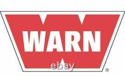 Warn GRL GRD BLK FORD Grill Guard Winch Mount Black 29757