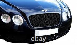 Zunsport Bentley Continental (03-07) Lower Grille Set- BLACK