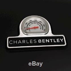 5 Brûleurs Supercarburant Bbq Charles Bentley Outdoor Grill Du Brûleur Latéral Barbecue