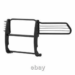 Bélier 1.5 Grille Guard Kit Carbon Steel Semigloss Blk Pour Dodge/ram 1500 09-20