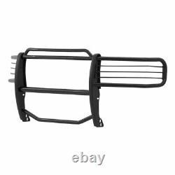 Bélier 1.5 Grille Guard Kit Carbon Steel Semigloss Blk Pour Ram Dakota 05-11
