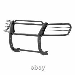 Bélier 1.5 Grille Guard Kit Carbon Steel Sg Blk Pour Toyota Land Cruiser 98-03