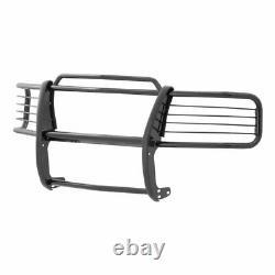 Bélier 1.5 Grille Guard Kit Cs Sg Blk Pour Chevy Silverado 2500/3500 99-02