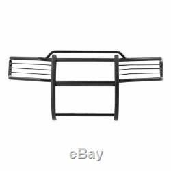 Bélier 1,5 Steel Guard Grille Kit Carbon Sg Blk Pour Toyota 4runner / Tacoma 96-00