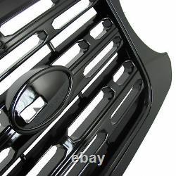 Black L405 Style Grille Pour L322 05-09 Suralimenté Vogue Se