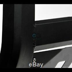 Convient 10-20 Toyota 4runner Matte Blk Avt Aluminium Led Bull Bar Garde Grille