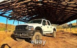Convient Au 99-04 Ford F250 F350 Raptor Style Front Grille Avec Lettres F R
