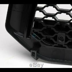 Fit 13-18 Dodge Ram 1500 Blk Rebel Style Capot Avant Honeycomb Mesh Pare-chocs Grille
