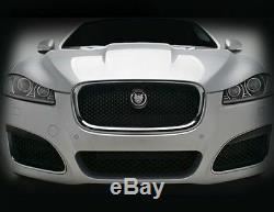Jaguar Xf Et Xfr Remplacement Pak Noir Grille (2012-2015 Modèles)