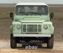 Kit De Calandre Avant Full Gloss Black 3pc Heritage Pour Land Rover Defender