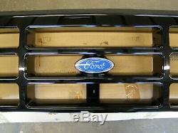 Nos Oem Ford F150 1992 1996 1993 1994 Truck Grille 1995 Foudre Tsv Noir