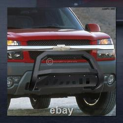 Pour 1999-2007 Chevy Silverado/suburban 2500 Matte Blk Avt Bull Bar Grille Guard