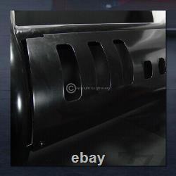 Pour 2012-2021 Nv1500/nv2500/titan XD Blk Steel Bull Bar Push Bumper Grille Guard