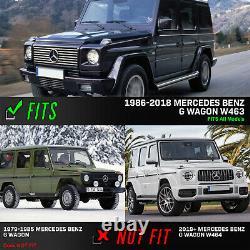 USA 2 Jour Indicateur De Virage De L'air Signal Protection Garde Pour Mercedes W463 G Wagon