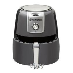 Westinghouse Opti Fry 7.2l Electric 1800w Air Fryer Oven/grill/roaster/baker Blk