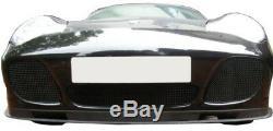 Zunsport Porsche 996 Turbo C4s (00-04) Calandre Set- Black