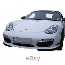 Zunsport Porsche Boxster 987,2 Manuel (09-12) Grille Avant Set- Noir