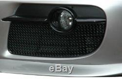 Zunsport Porsche Cayman 987,1 (05-09) Grille Extérieure Set- Noir