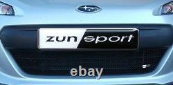 Zunsport Subaru Brz (12+) Calandre Inférieure- Noir