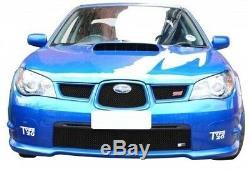 Zunsport Subaru Impreza Hawkeye (06-07) Grille Complète Set- Noir